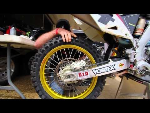 Ricky Carmichael The Road Back to Loretta Lynn's Motocross Episode 2