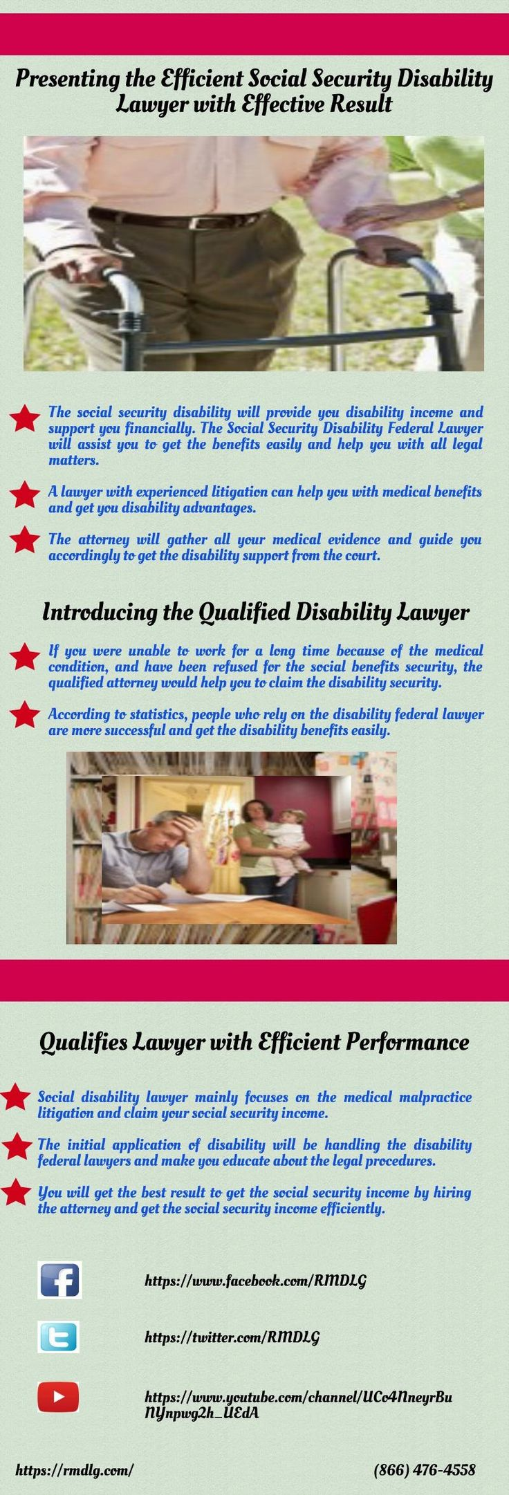 The Social Security Disability Will Provide You Disability Income