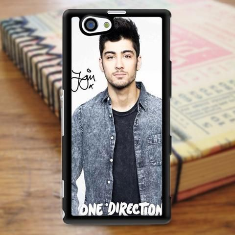 Zayn Malik One Direction Sony Experia Z3 Case
