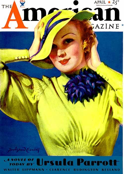 Bradshaw Crandell Artwork <3 love the blue and canary yellow!