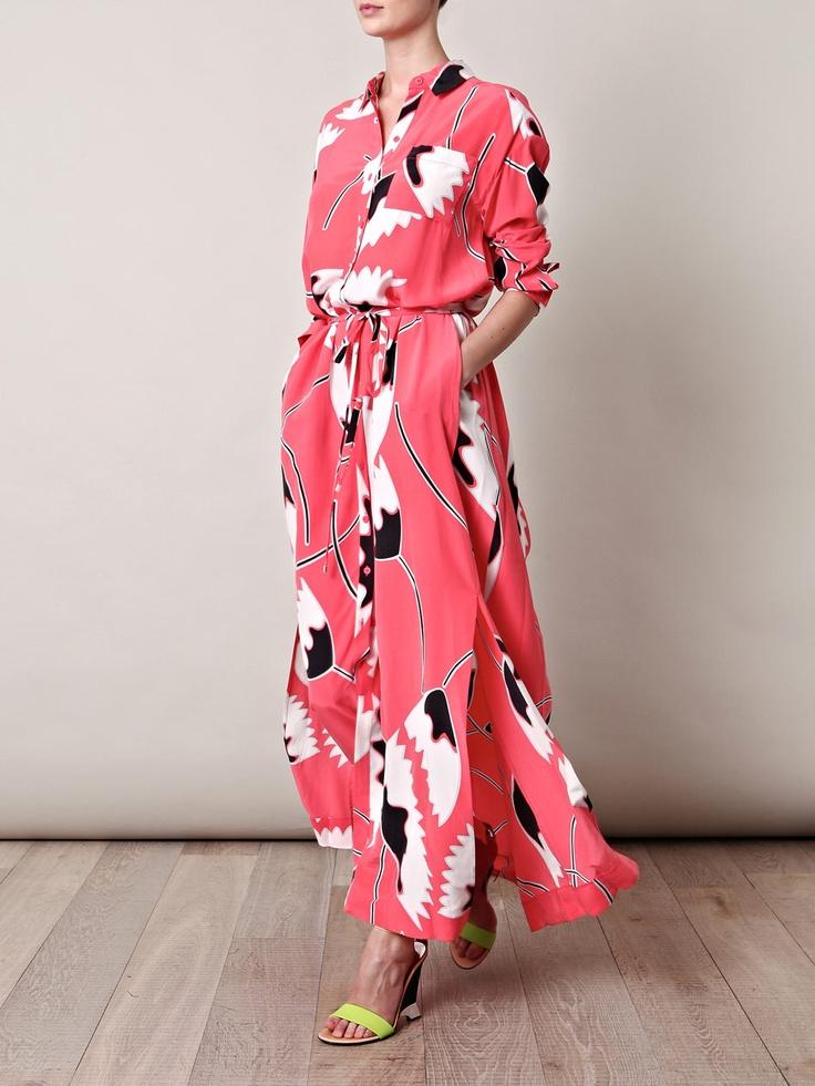 diane von furstenberg larmine long dress: Long Dresses, Modest Women, Maxi Dresses, Modern Fashion, Dvf, Kimonos, Products, Modest Fashionista