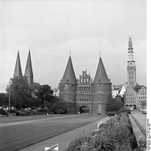 Holstentor – Wikipedia