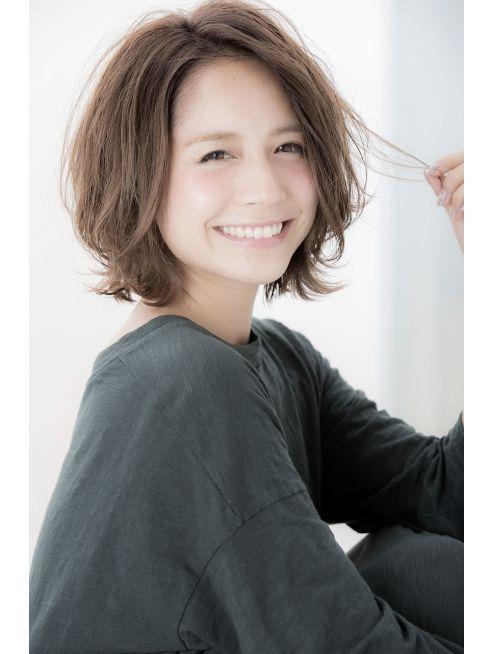 ユーフォリア(Euphoria SHIBUYA GRANDE) 【Euphoria 宮本】抜け感たっぷりボブ☆