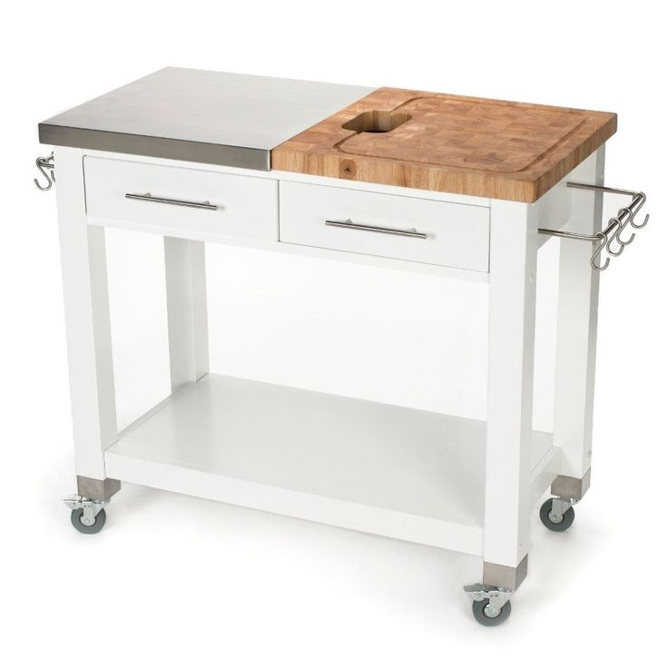 This Work Station Was Designed By Professional Chefs To