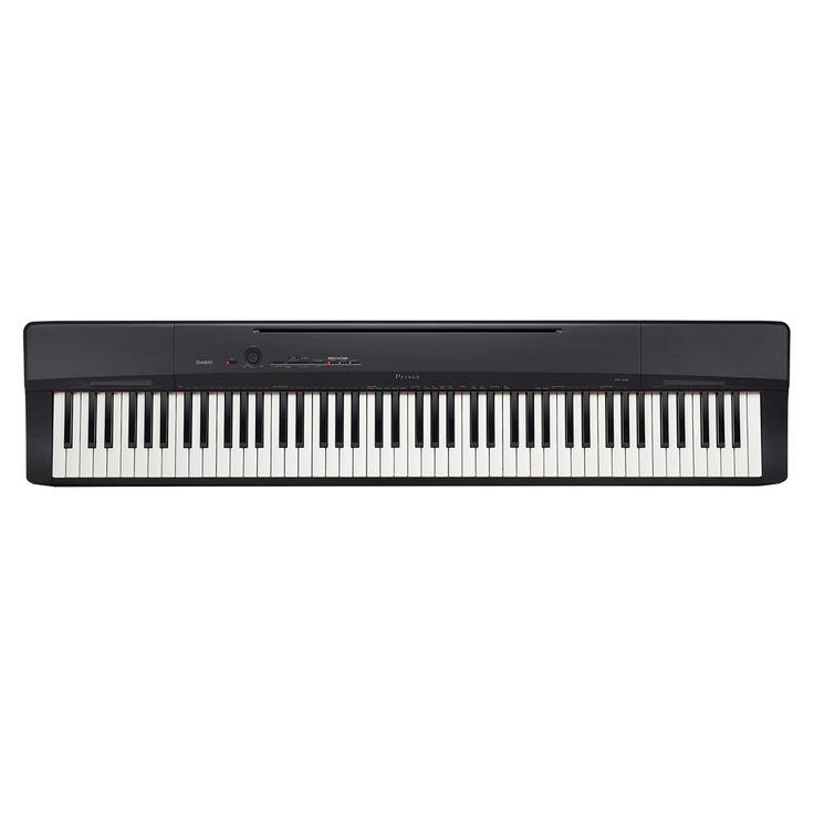 Casio PX-160BK Privia 88 Key Digital Piano - Black