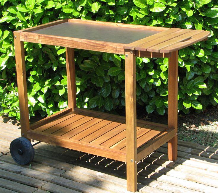 une desserte de rangement pour le balcon et la terrasse petits rangements ext rieurs. Black Bedroom Furniture Sets. Home Design Ideas