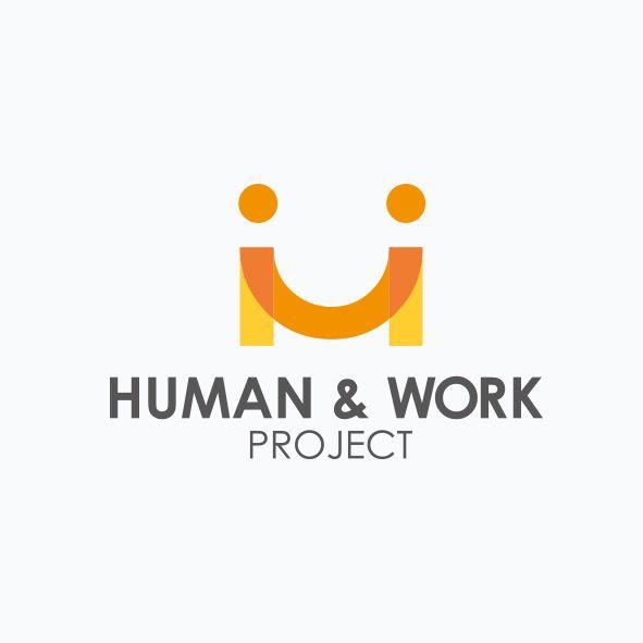 Welness at work. Logo