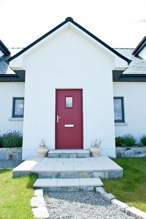 New Build Dormer Bungalow - Munster Joinery - The professionals you can trust - Ireland's leading high performance energy saving window and door manufacturer
