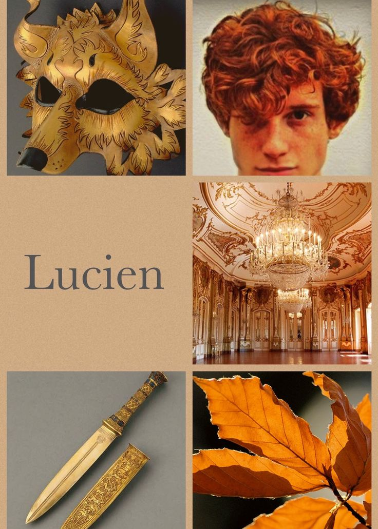 Lucien... son of the autumn court second at the spring court but for how long. I really want to know if he ditches Tamlin in book three! A court of thorns and roses