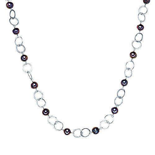 Valero-Pearls-Fashion-Collection-Damen-Kette-Hochwertige-Swasser-Zuchtperlen-in-ca-8-mm-Oval-925-Sterling-Silber-42-cm-5-cm-Verlngerung