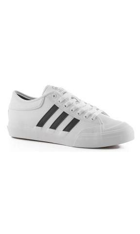 Adidas Skateboarding Matchcourt White/Black/Gum - Fuel Clothing