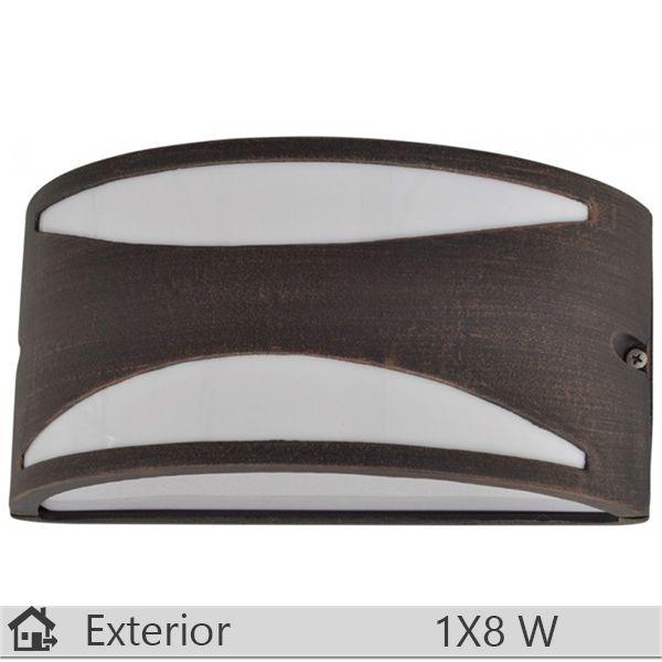Aplica iluminat decorativ exterior Klausen, gama Hampton, model nr2 http://www.etbm.ro/