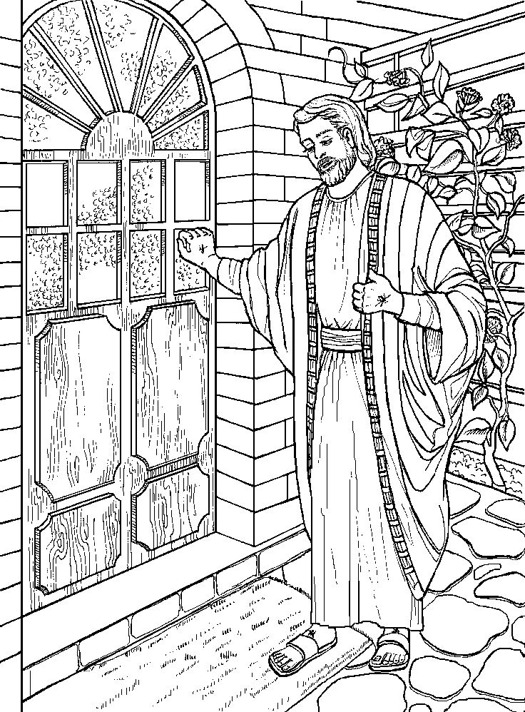 253 best LDS Children\'s coloring pages images on Pinterest
