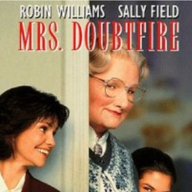 I love this movie!!!...... But have you thought that the main guy{robin Williams} has stalker issues??