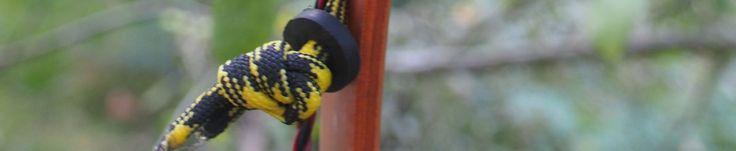 DIY – Einfacher Bogenhalter fürs Gelände