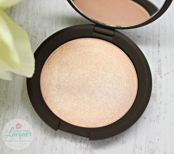 BECCA Shimmering Skin Perfector in Champagne Pop | 11 Best Highlighters For Spring 2016, check it out at http://makeuptutorials.com/best-highlighters-makeup-tutorials