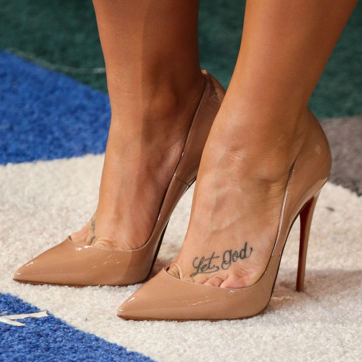 Demi Lovato High Heels  Celebrities In High Heels -1706