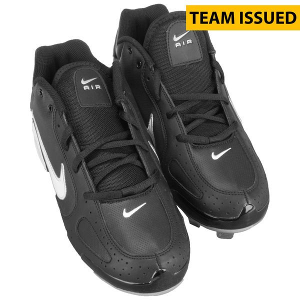Arizona State Sun Devils Fanatics Authentic Softball Team-Issued Black and White Nike Shox Monster Metal Cleats - $74.99