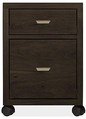 Berkeley Rolling File Cabinet
