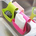 ziqiao многофункциональный дренажный кухня ванная сумка для хранения мусора (случайные цвета) 2016 - $1.99
