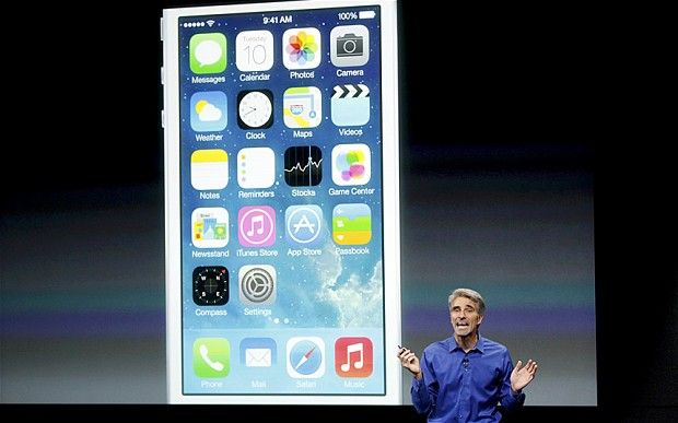 iOS 7 download problems as Apple's servers struggle -