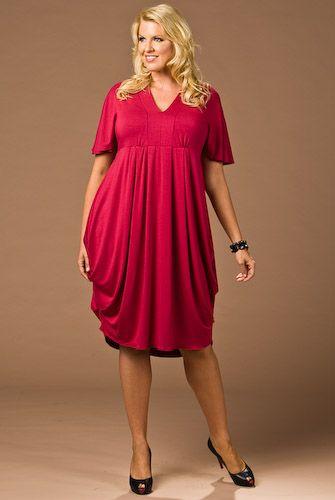 Mooie Plus Size jurken collectie voor vrouwen   Mode 2013