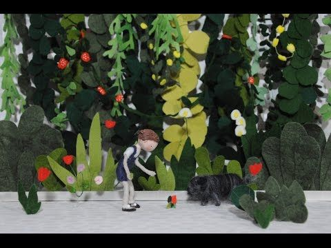 Florette by Anna Walker - Book Trailer - YouTube
