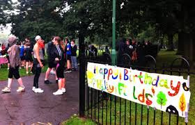 Image result for hilly fields playground se4