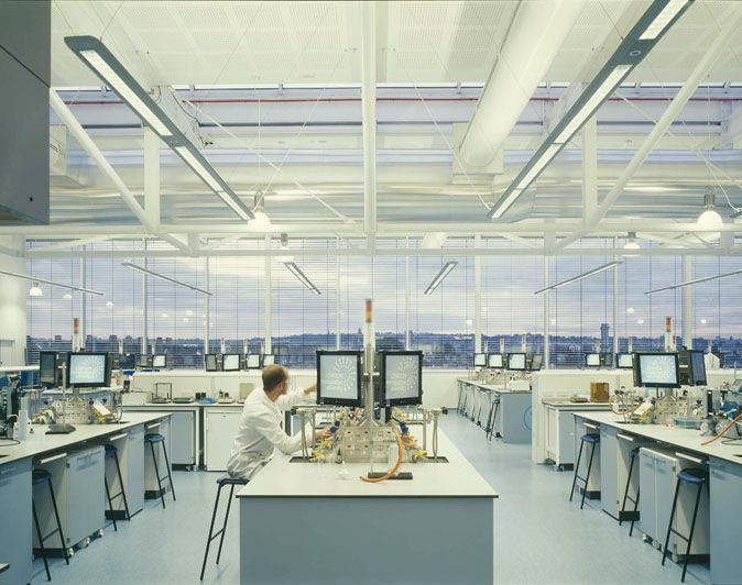 London metropolitan university superlab b a thesis for Lab architects
