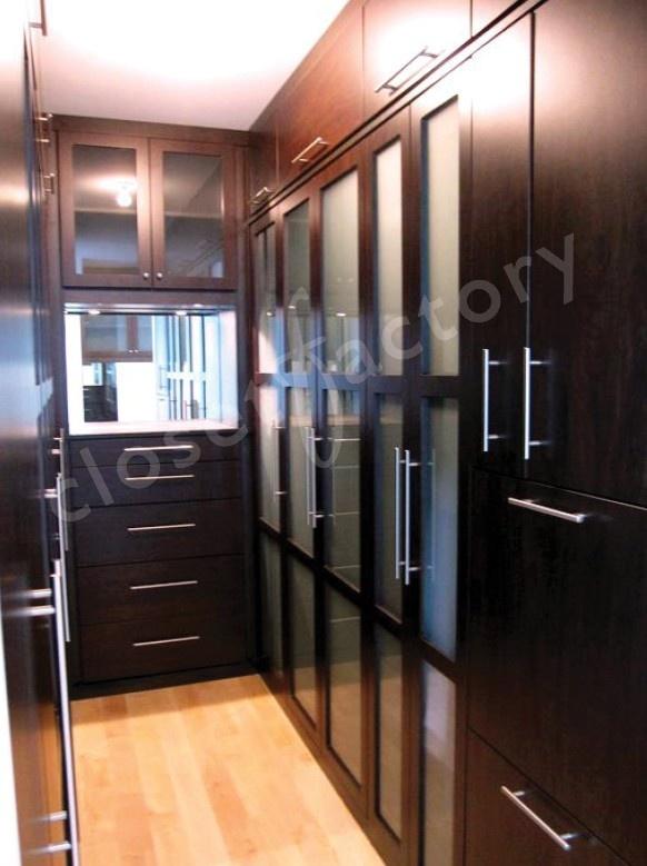 Modern Black Manu0027s Closet Miami   Modern   Closet   Miami   By Kay Wade, Closet  Factory