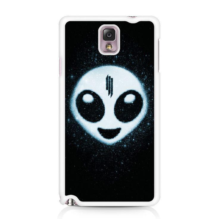 Skrillex Alien Emoji Samsung Galaxy Note 3 Case