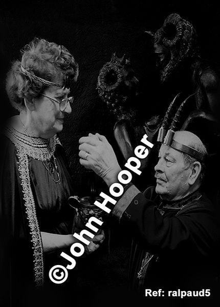 Ralph and Audrey Harvey. Ritual
