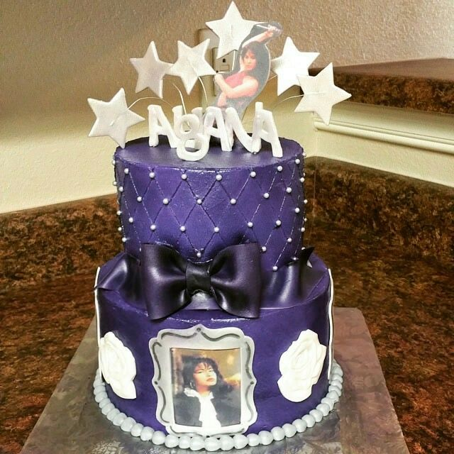 Nail Cake Blue Black Splodges Cow Print: 181 Best Images About Selena Quintanilla Birthday Party On