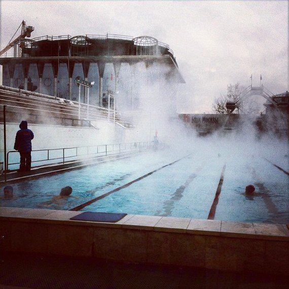 Открытый бассейн «Чайка»: фото, цены, отзывы   А-а-ах ...