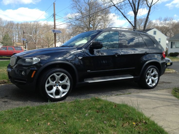 Used 2008 Bmw X5 4 8i Sport Package