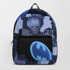 Bat Bear Backpack by I Love the Quirky