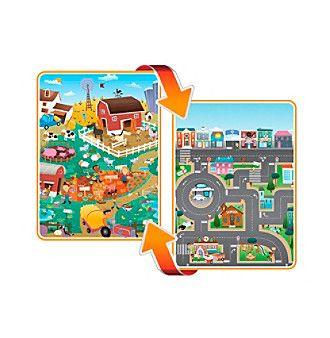 Prince Lionheart® playMAT - City/Farm