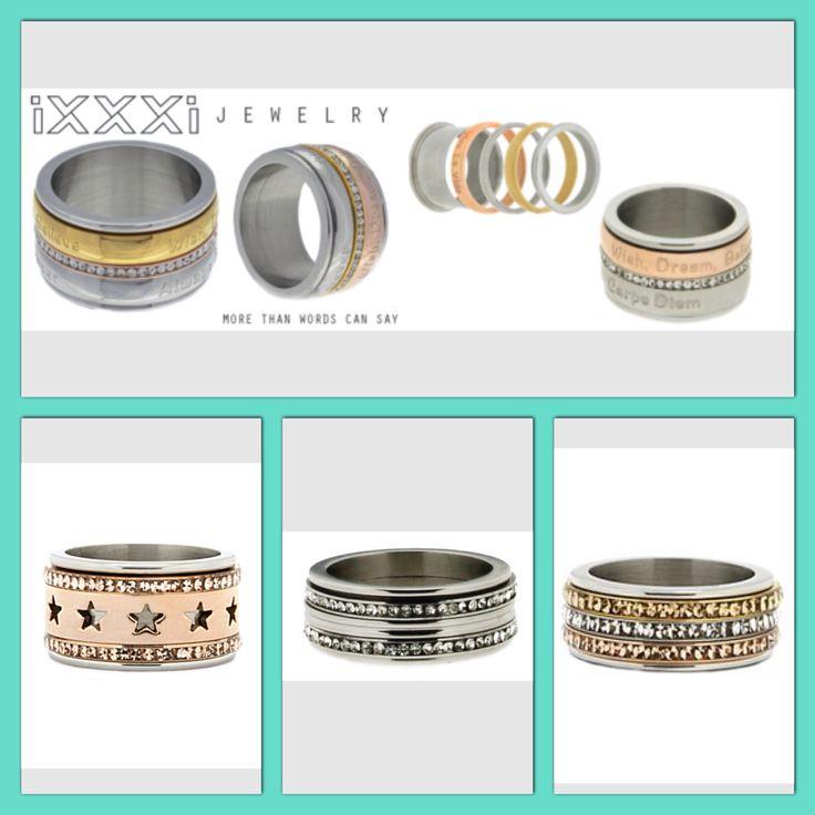Ixxxi ringen, helemaal leuk!!
