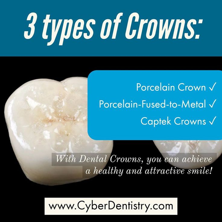 In cosmetic dentistry crowns are used to deal with age