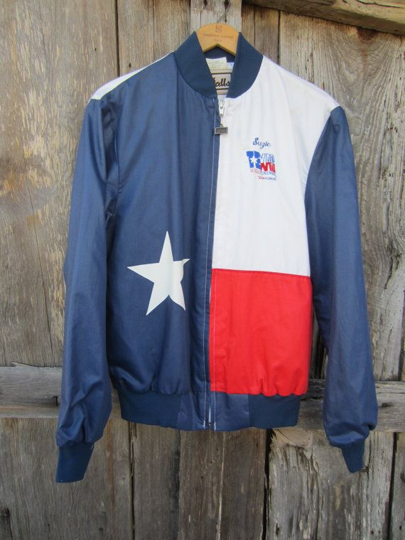 "1986 Texas Sesquicentennial Lone Star Varsity Jacket, Embroidered ""Suzie"" Women's M // 80s Baseball Jacket"