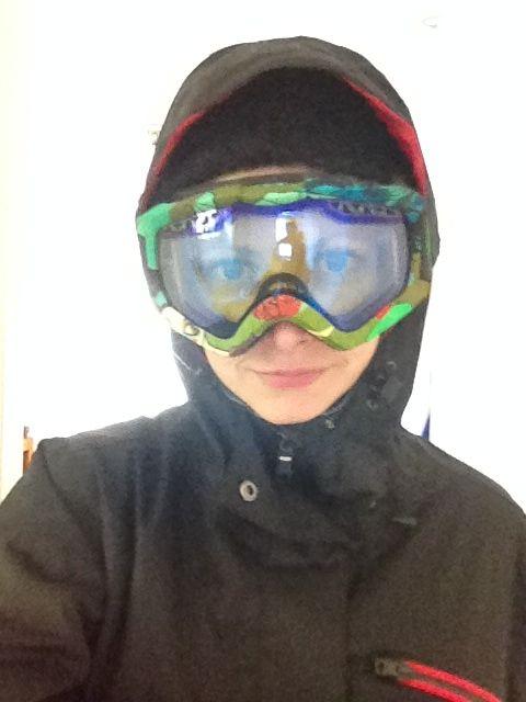 Chemical Storm: Francesca Massingham - Business Development Manager, Representing the women!