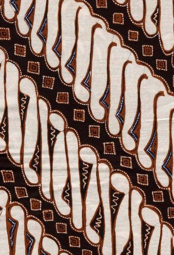 Gambar Batik parang tuding