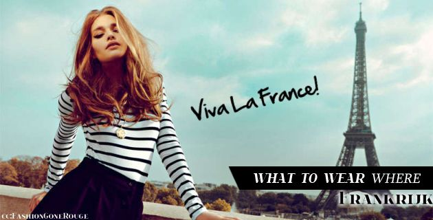 Franse mode Parijs