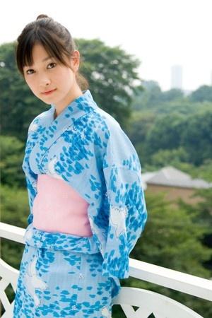 浴衣美人 yukata beauty