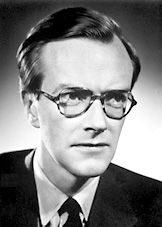 """50 years ago, Maurice Wilkins, along with Francis Crick and James Watson, were awarded the Nobel Prize in Physiology or Medicine """"for their discoveries concerning the molecular structure of nucleic acids and its significance for information transfer in living material""""."""
