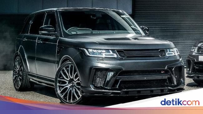 Klimis Range Rover Svr Besutan Kahn Dijual Rp 2 2 Miliar Tertarik Mobil Range Rover Range Rover Range Rover Sport