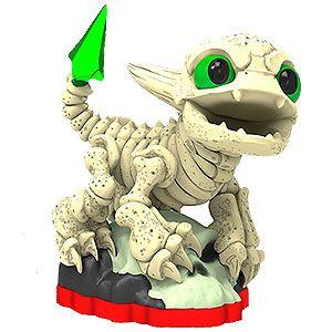 Skylanders Trap Team - Funny Bone [Undead] Character