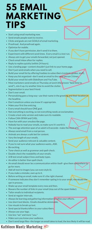Make email work for you!