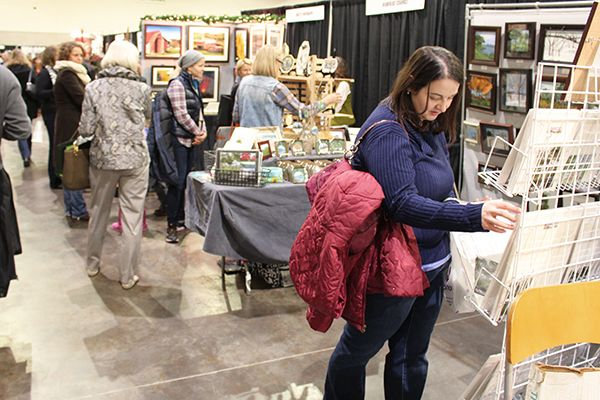 Saturday, December 10 • 10am – 5pm Rhode Island Convention Center • 1 Sabin Street, Providence, RI 02903 Peruse handmade art and design from over 200 RISD alumni + current students working in Fine …
