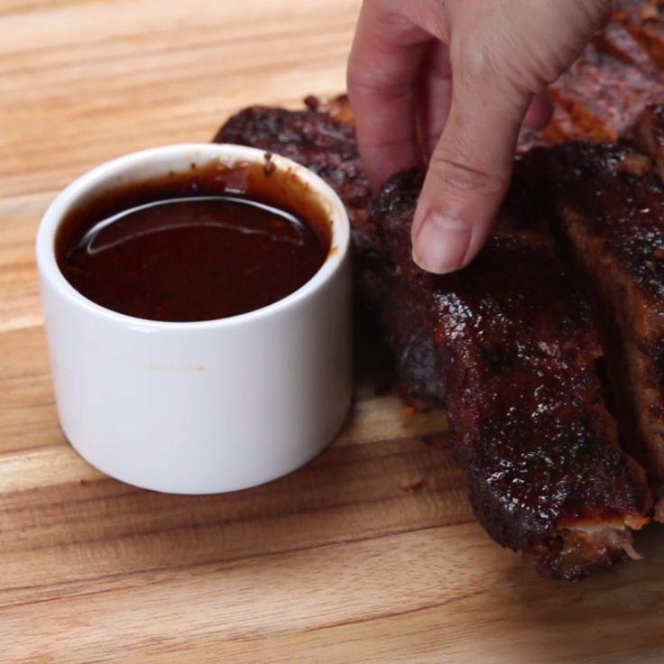 Slow Cooker BBQ Pork Ribs